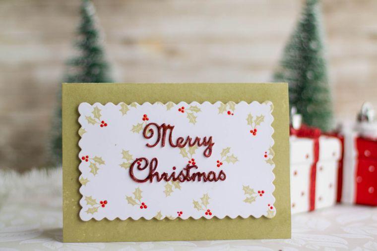 tarjetas de navidad deseos