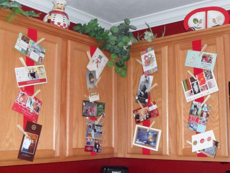 tarjetas de navidad gabinetes