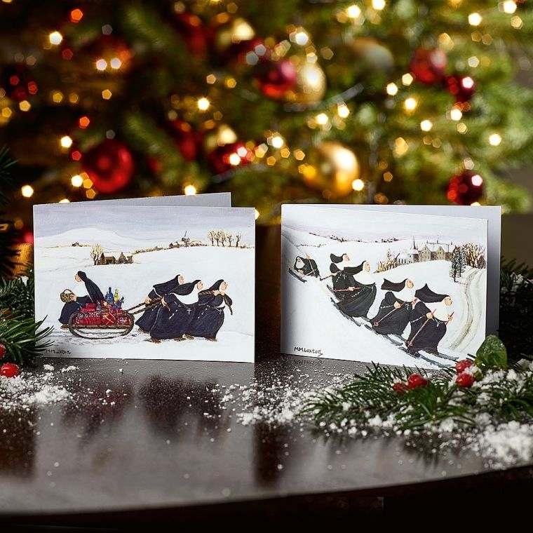 tarjetas de navidad sentimientos