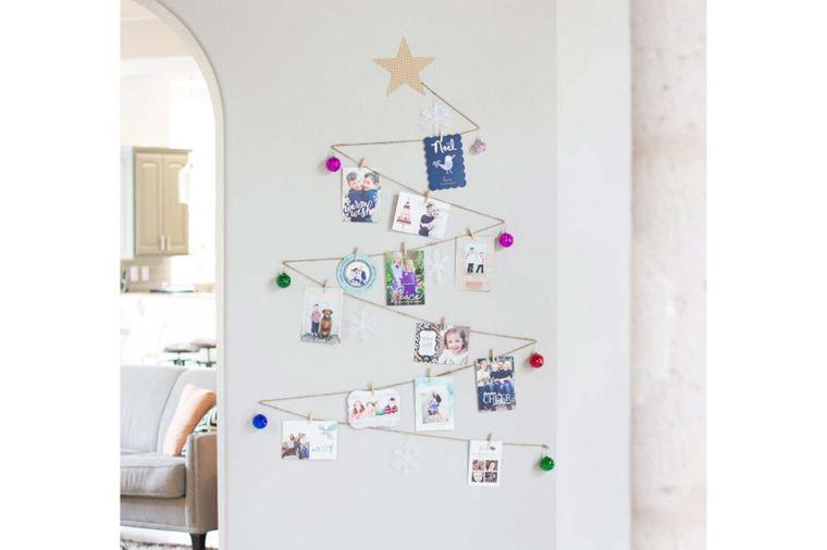 tarjetas de navidad simple