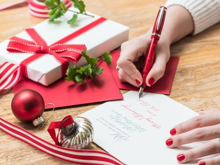 tarjetas de navidad tradicion