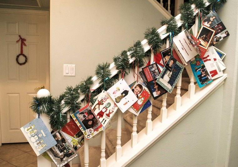 tarjetas de navidad tradicional