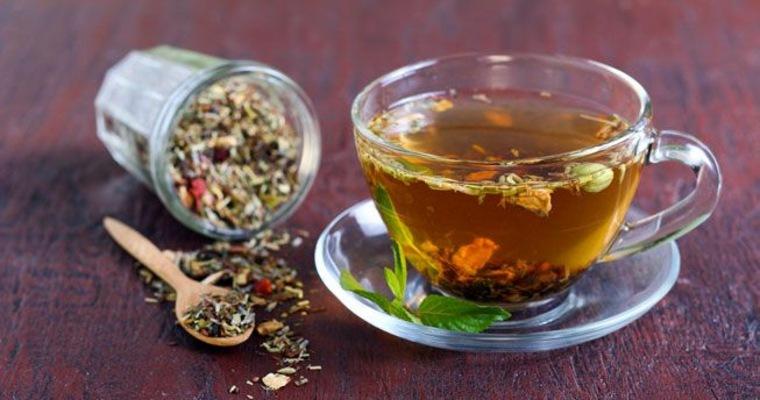 tipos tés de desintoxicación