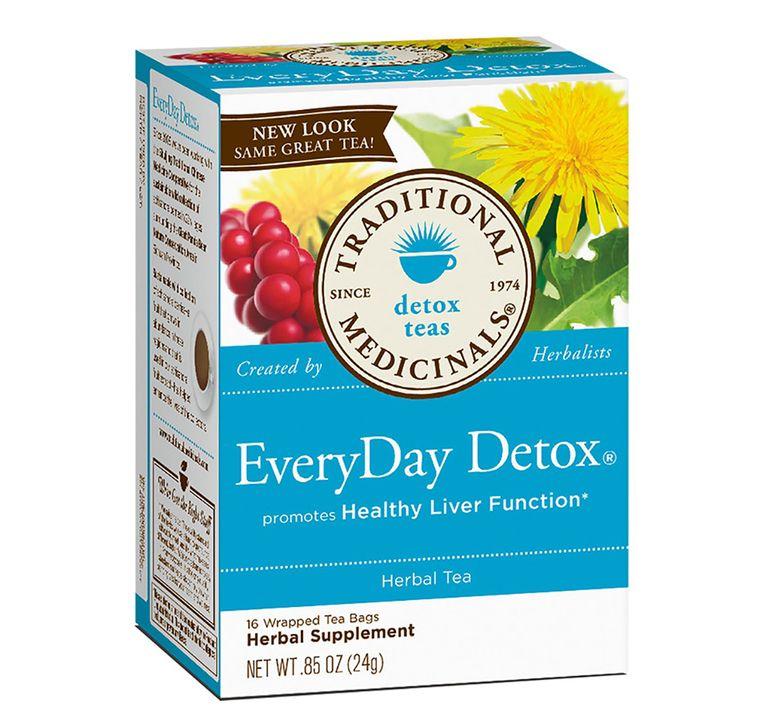 té detox medicinal