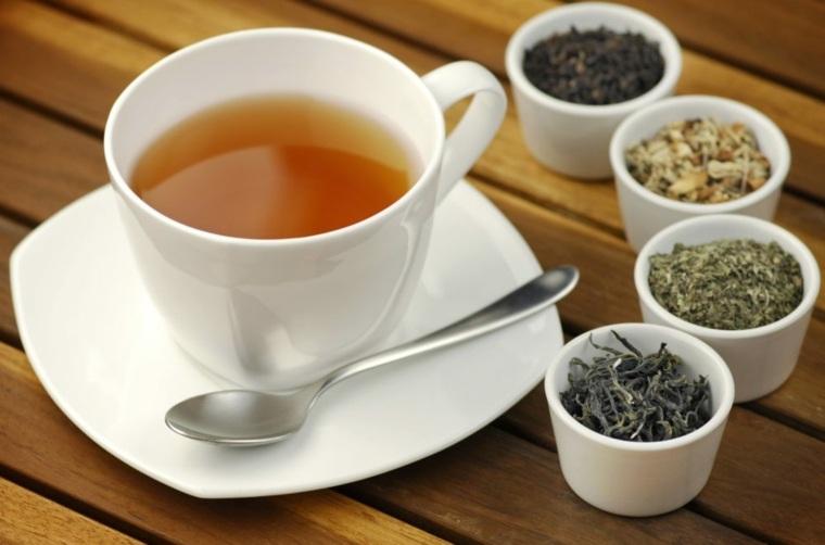 tés de desintoxicación hierbas