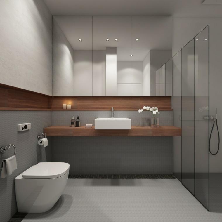 tendencias baños 2020-ducha-banera