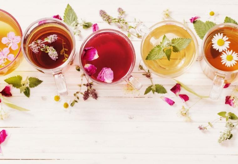 tés de desintoxicación tipos