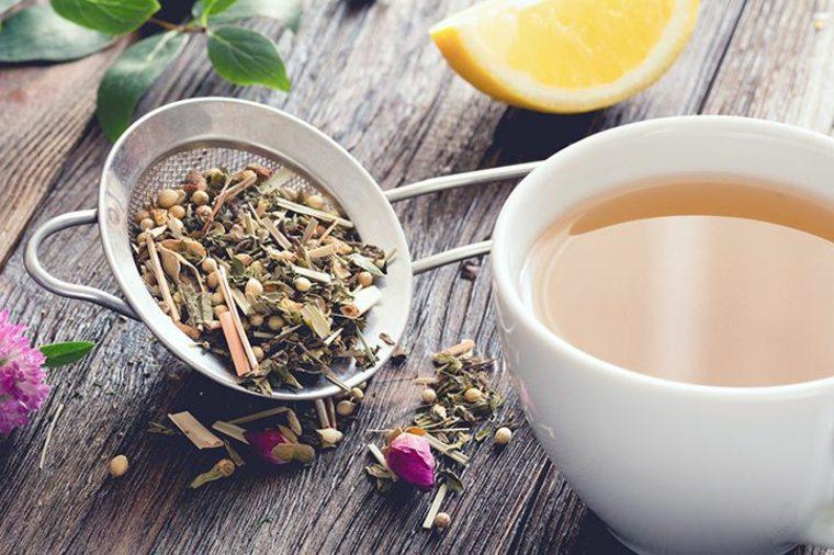 tés e infusiones detox