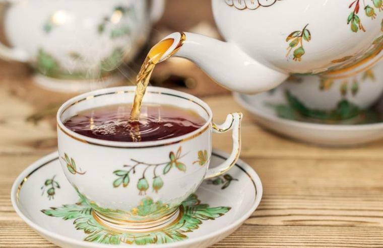 tipos de tés e infusiones detox