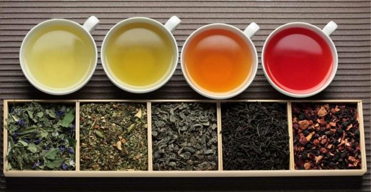 tés e infusiones desintoxicantes