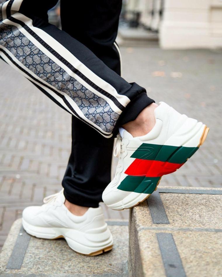 zapatos-2020-verde-rojo-hombre