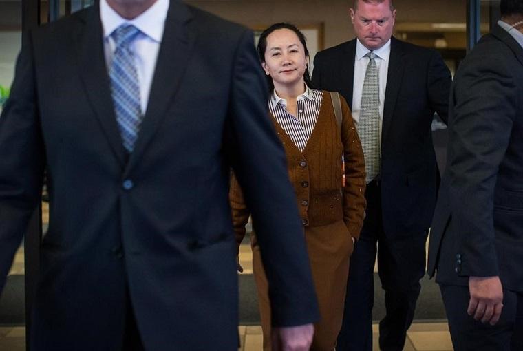 Meng Wangzhou-hija-jefe-Huawei-juicio