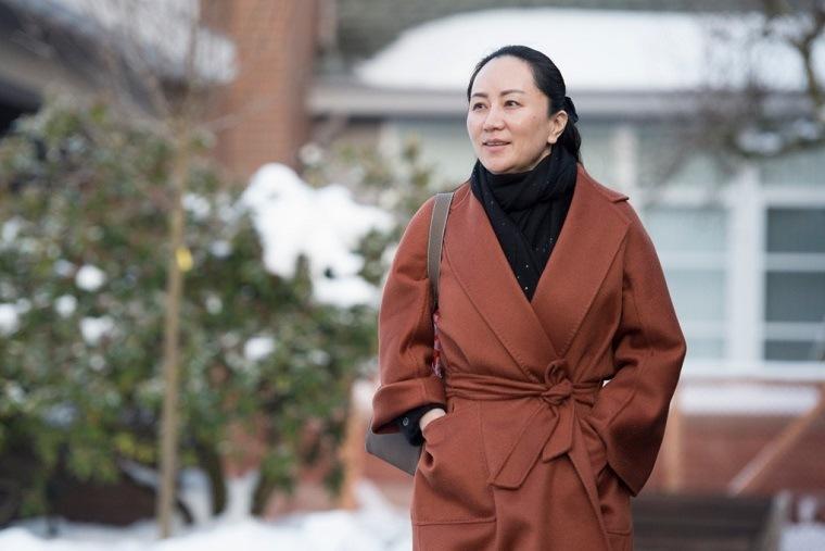 Meng Wangzhou-hija-jefe-Huawei