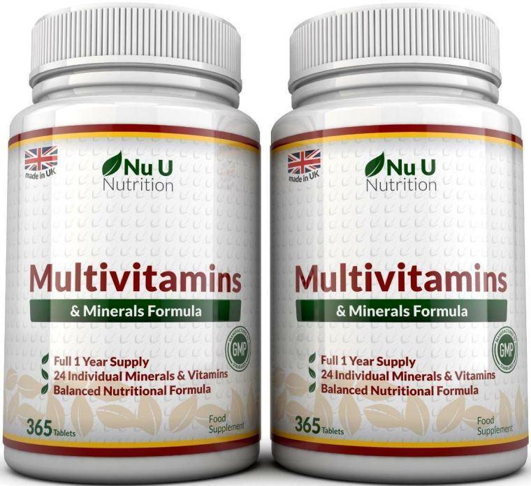 alcalinizar el cuerpo multivitaminas