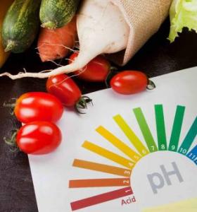 alcalinizar el cuerpo pH