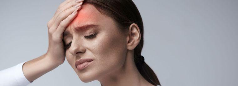 Síntomas de alergia a los lácteos dolor de cabeza