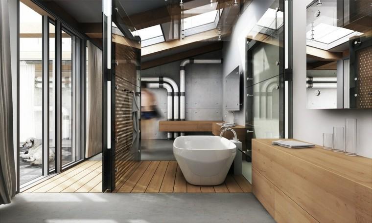 bano-estilo-industrial-ideas-originales