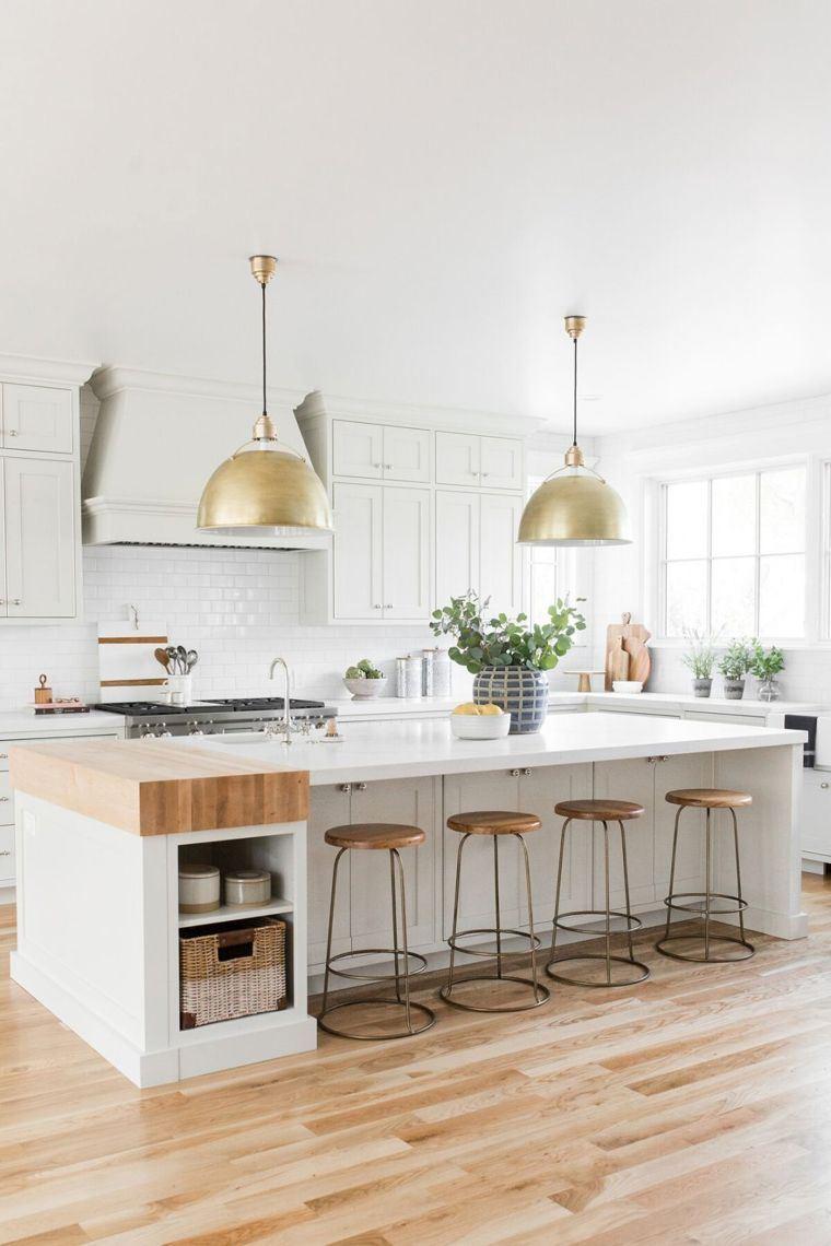 barra-cocina-diseno-lamparas-metal