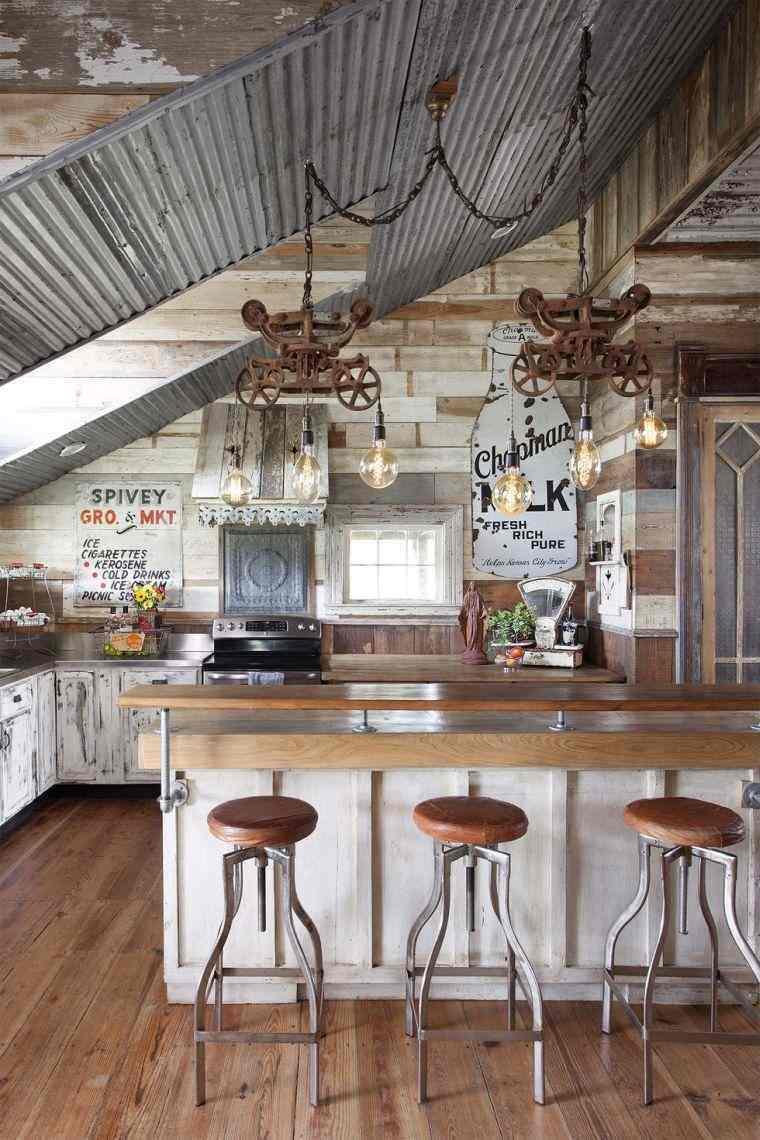 barra-cocina-diseno-madera