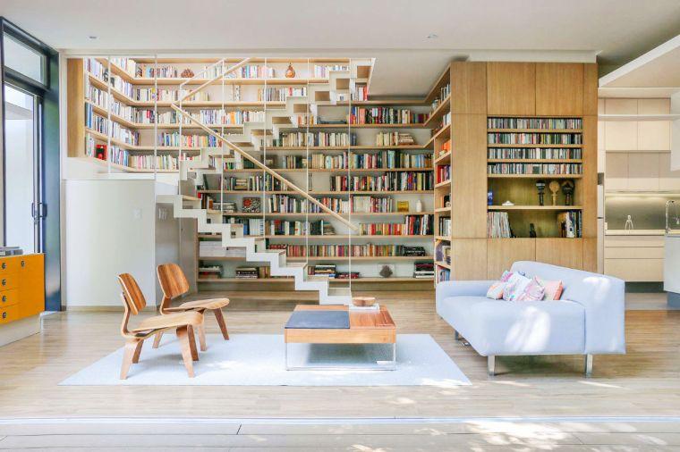 biblioteca en casa coleccion