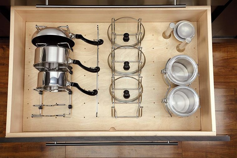 cajones de cocina utensilios