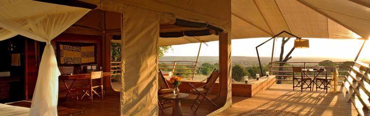 campamento itinerante abierto