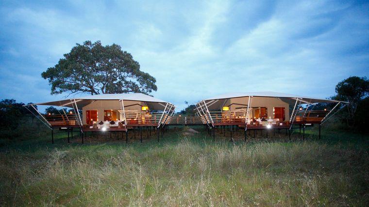 campamento itinerante modernismo