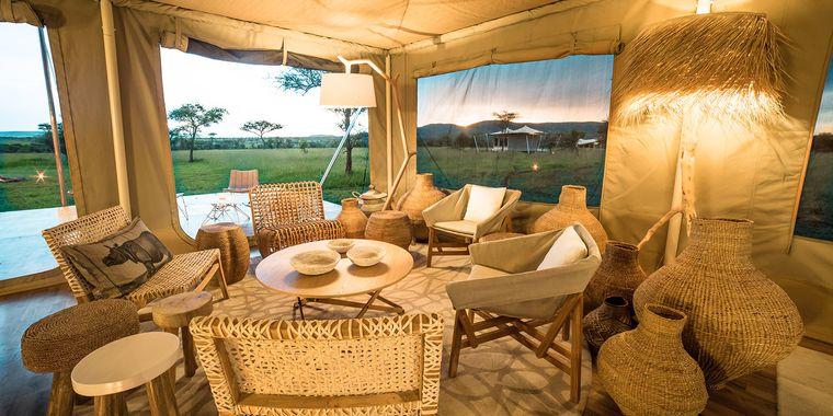 campamento itinerante salon