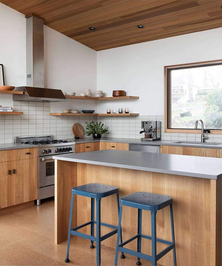 Cocinas modernas 2020 guggenheim-architecture