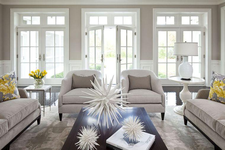 decoración de interiores amplio