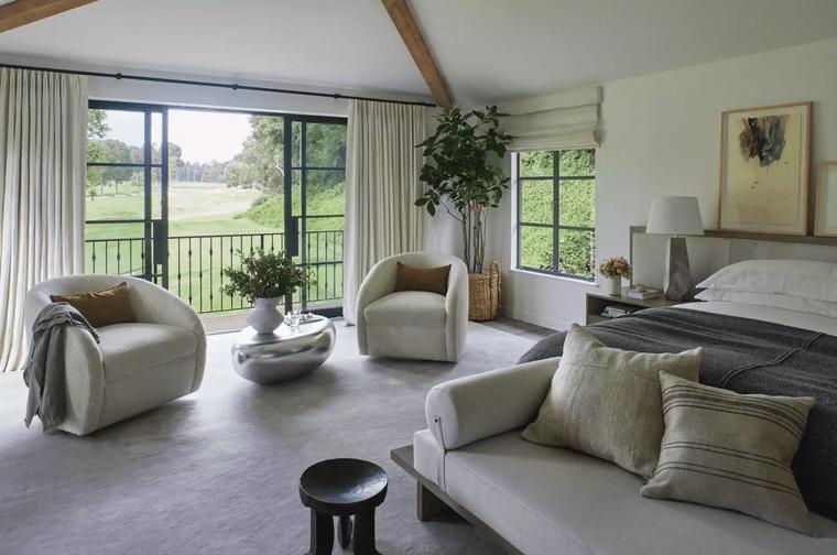 decoración de interiores relajante