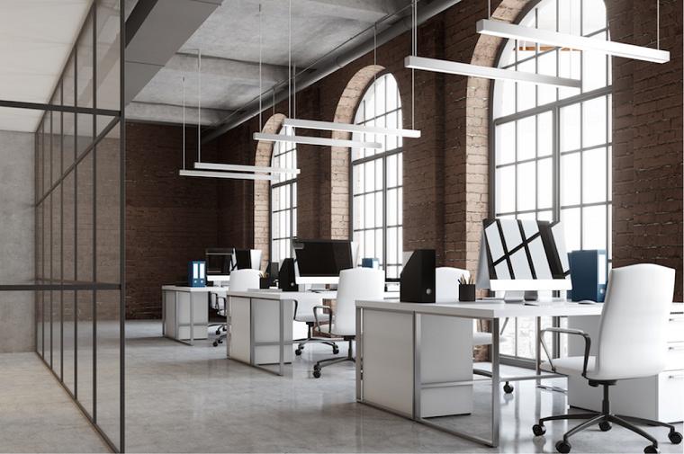 decoración de oficinas-muebles-2020