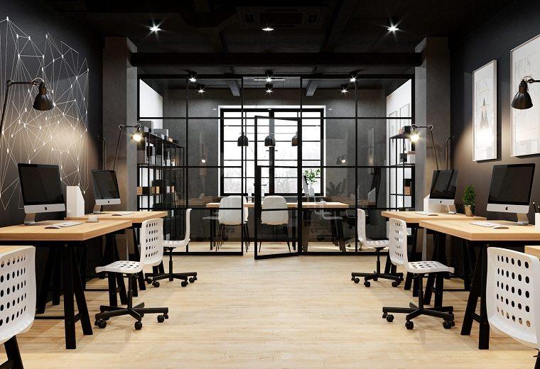 decoracion-de-oficinas-muebles-blancos-ideas