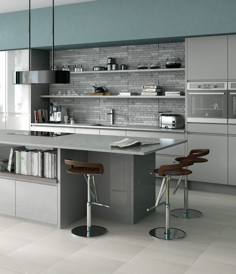 decoracion-diseno-cocina-gris