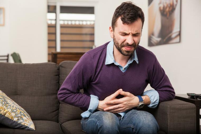 depurar el cuerpo dolor estomago
