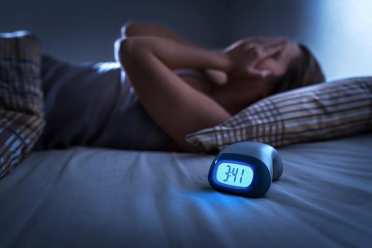depurar el cuerpo insomnio