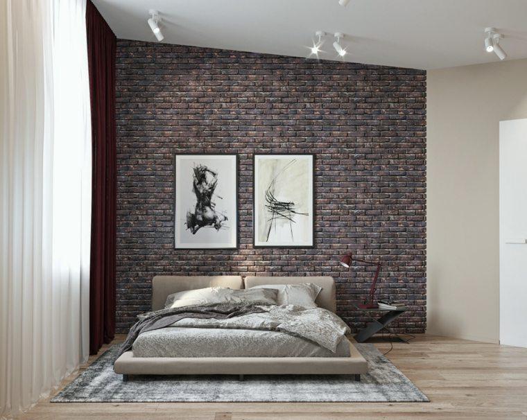diseno-dormitorio-2020-pared-ladrillo