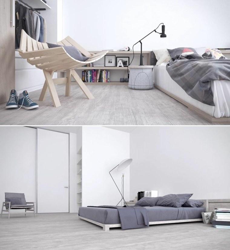 dormitorios de matrimonio 2020-estilo-moderno