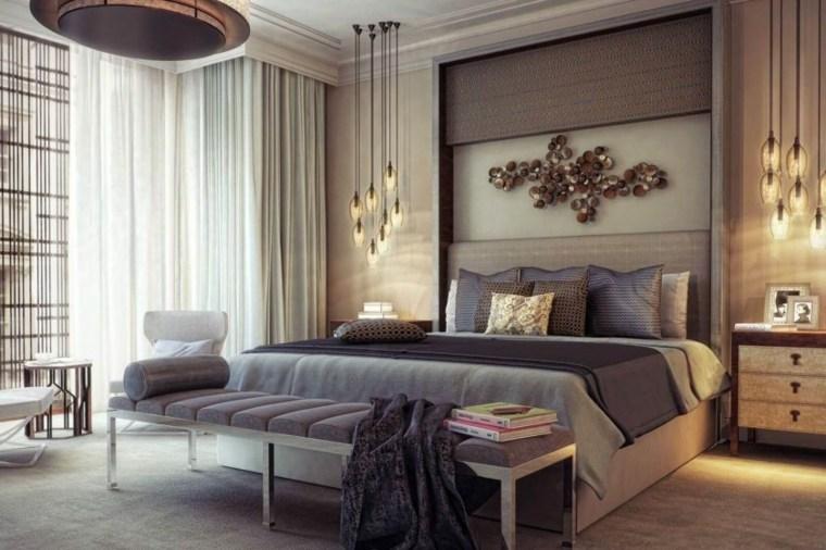 dormitorios de matrimonio 2020-iliminacion-ideas