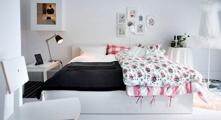 dormitorios juveniles 2020-adolescente-blanco