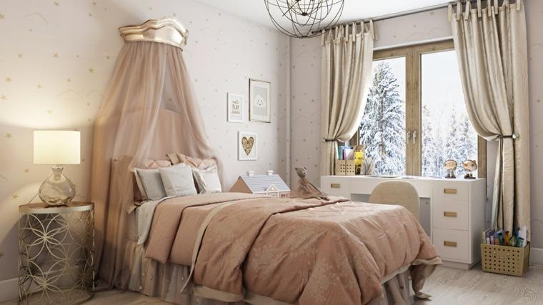 dormitorios-juveniles-cama-dosel-2020