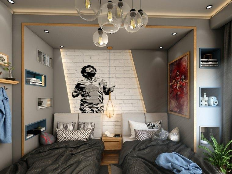 dormitorios-juveniles-pared-ladrillo-2020