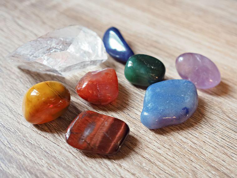 el poder de las piedras energia
