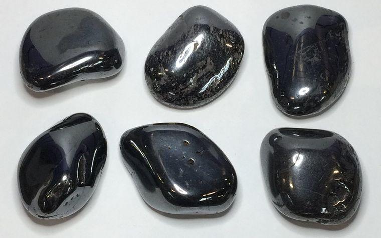 el poder de las piedras hematita