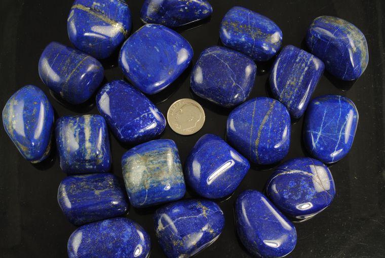 el poder de las piedras lapis