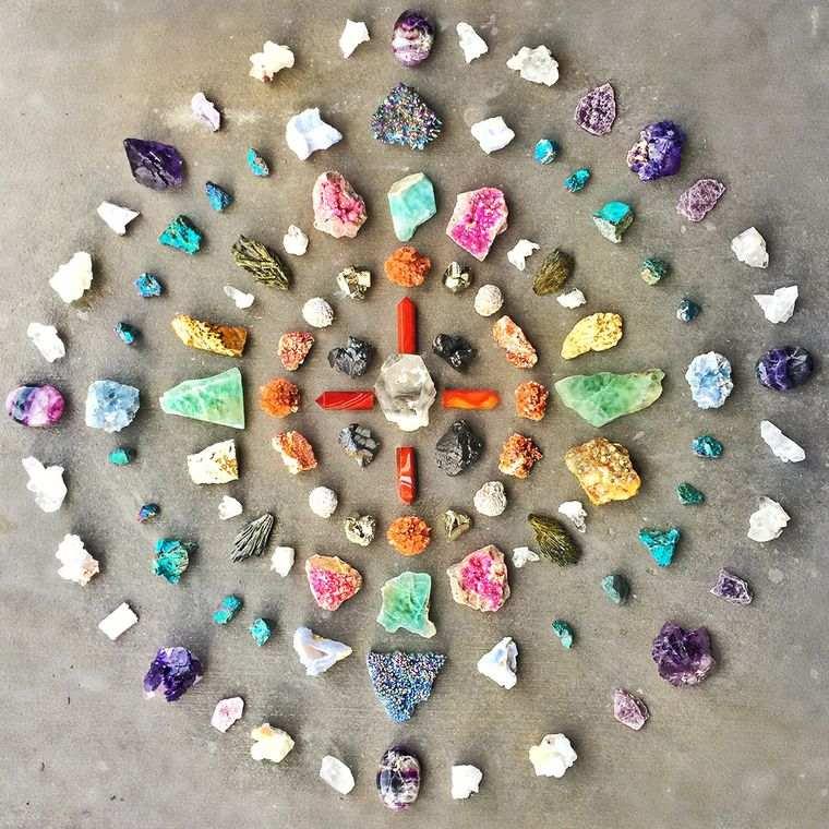 el poder de las piedras variedad