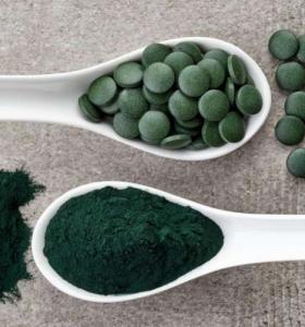 espirulina para adelgazar nutrientes