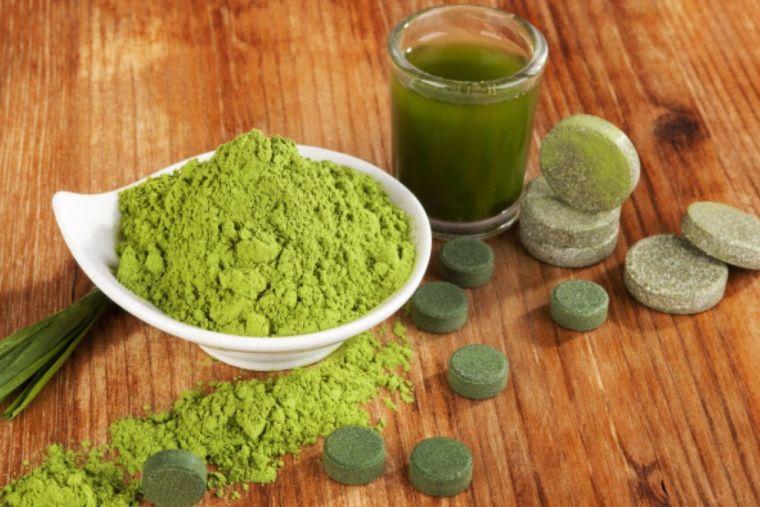 espirulina para adelgazar proteinas