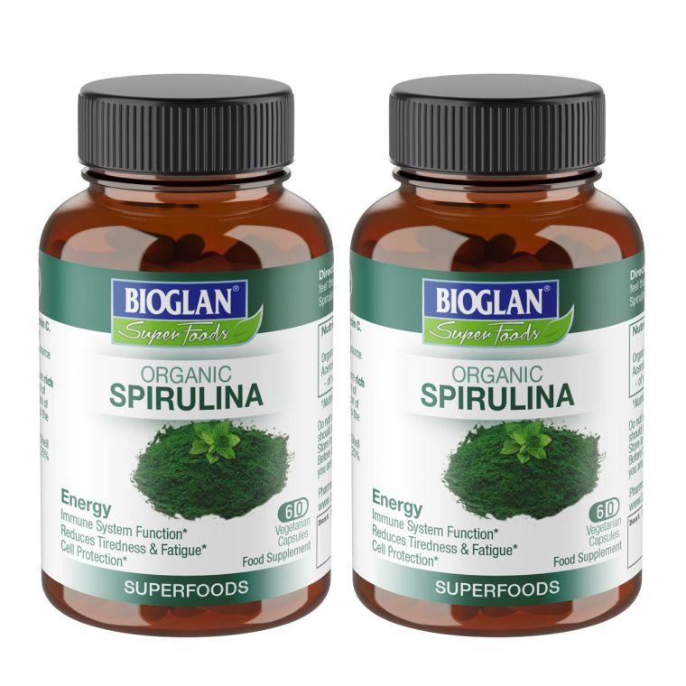 espirulina para adelgazar suplemento