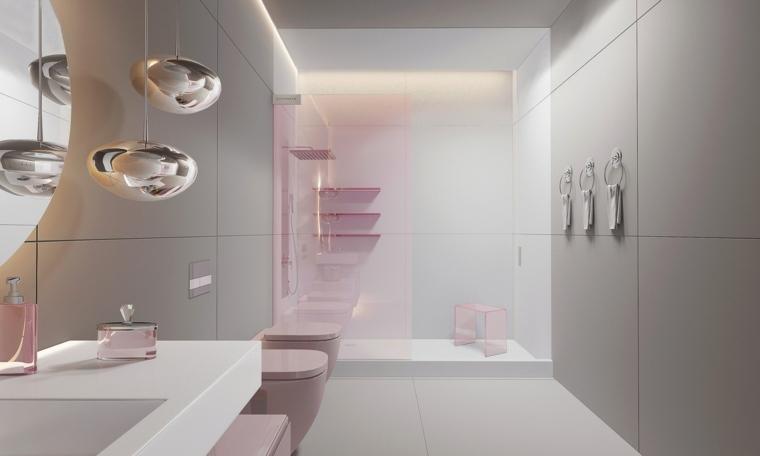 estantes-color-rosa-lampara-paredes-losas-ceramica-color-gris